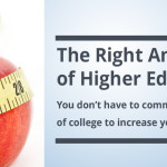 The Right Amount of Higher Education