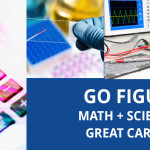 Go Figure.  Math + science =  great careers