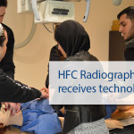 HFC Radiographer program receives technology upgrade