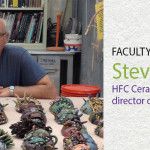 Faculty Profile: Steve Glazer, HFC Ceramics instructor/director of Exhibitions