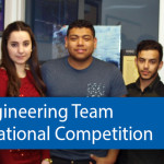 Student Engineering Team Finalist in National Competition