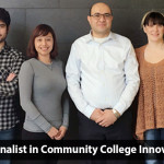 Engineering Team Finalist in Community College Innovation Challenge