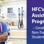 HFC's Medical Assistant Program – Great Career for Non-Traditional Students