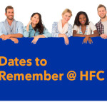 Dates to Remember @ HFC