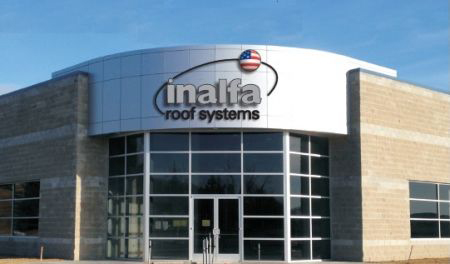 Inalfa Roof Systems in Auburn Hills.
